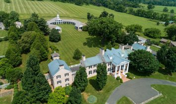 House in Upperville, Virginia, United States 1