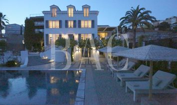 Villa in(at) Cannes