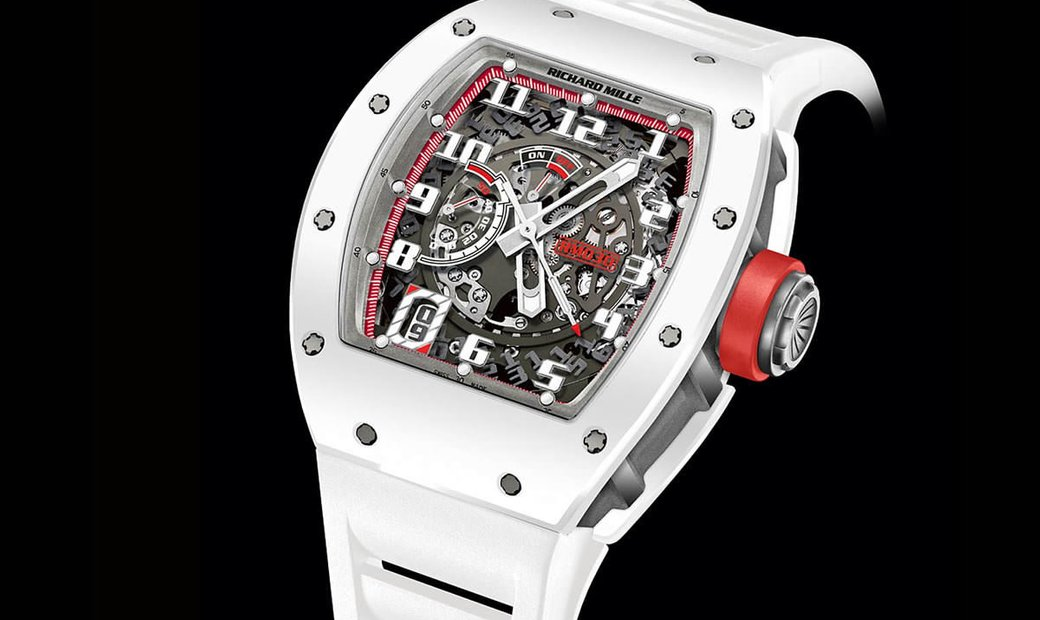 Richard Mille [2016][LIMITED 50 PIECE] RM 030 Japan Red Edition Ceramic Mens Watch