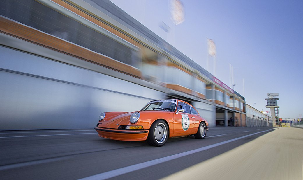 1973 Porsche 911 T 2.4