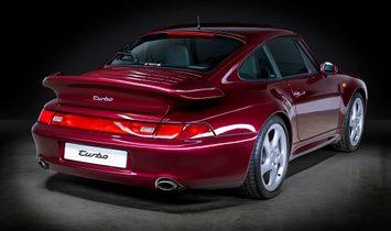 1998 Porsche 911 Turbo