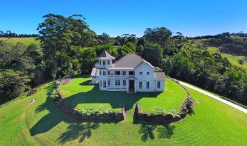 Domaine à Booroobin, Queensland, Australie 1