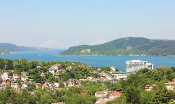 Luxury Apartment with Bosphorus view - 3 bedrooms