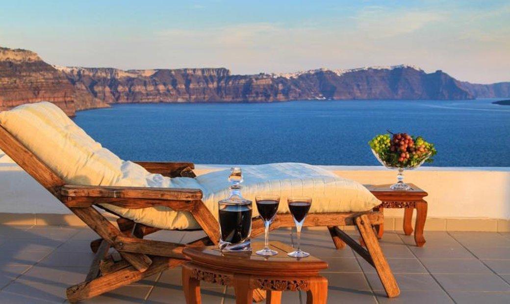 Beautiful Villa Santorini Akrotiri
