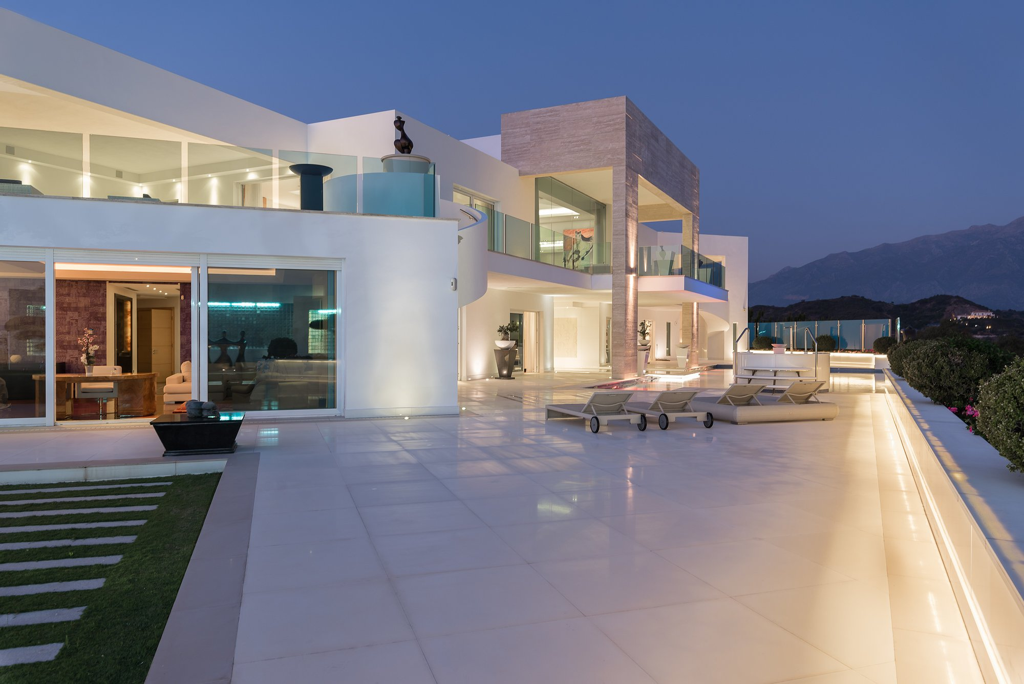 Villa in Marbella, Andalusia, Spain 1