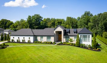 House in Prospect, Kentucky, United States of America