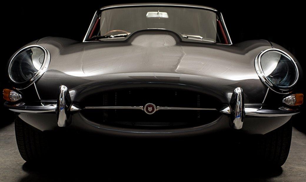 1964 3.8 High Torque Evolution E-Type