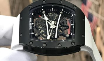 Richard Mille RM 61-01 Black Yohan Blake  Limited Edition of 100 Pieces