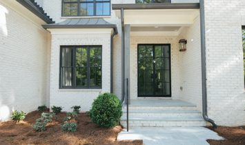 Coming Soon All Brick New Build In High Point Forest