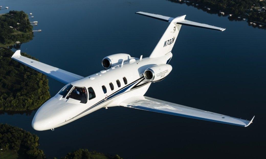 Cessna Citation M2 - Luxury Private Jet Charter
