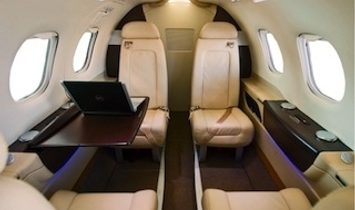 Embraer Phenom 100 - Luxury Private Jet Charter