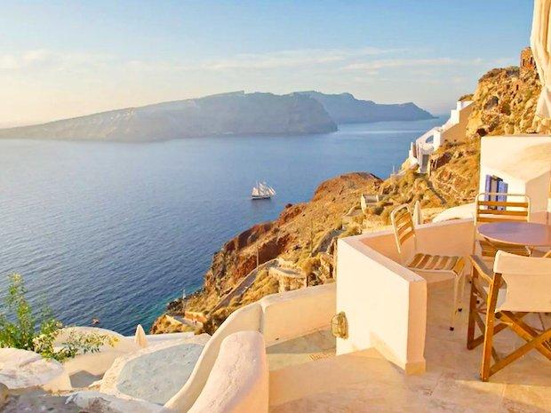 Eccellente Casa Grotta A Oia Di Santorini Con 2 Camere Da Letto E A Grecia In Vendita 10618157