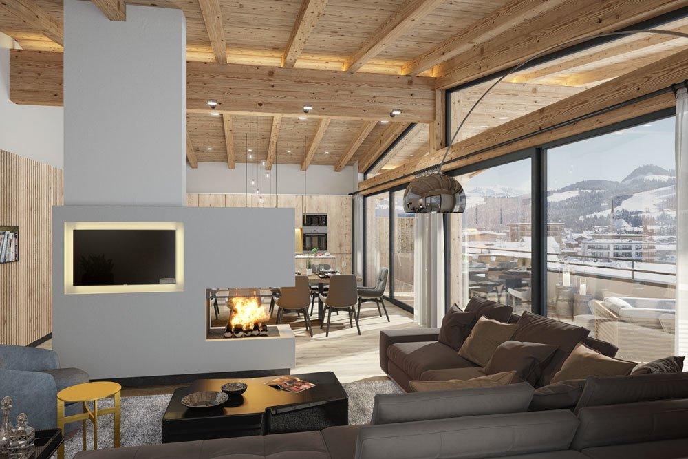 Apartment in Kirchberg in Tirol, Tyrol, Austria 1