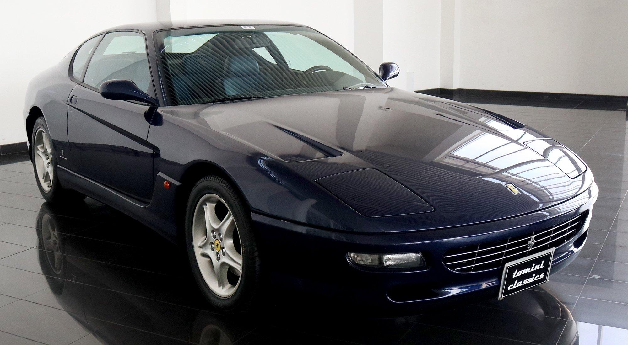 1995 Ferrari 456 In Dubai Dubai United Arab Emirates For Sale 10618739