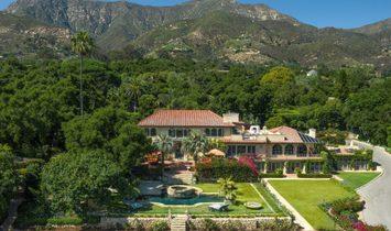 House in Santa Barbara, California, United States of America