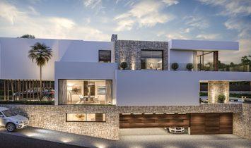 Magnificent New Contemporary Design Villa, Guadalmina Baja, Marbella