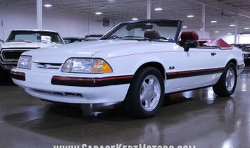 1989 Ford Mustang LX Convertible