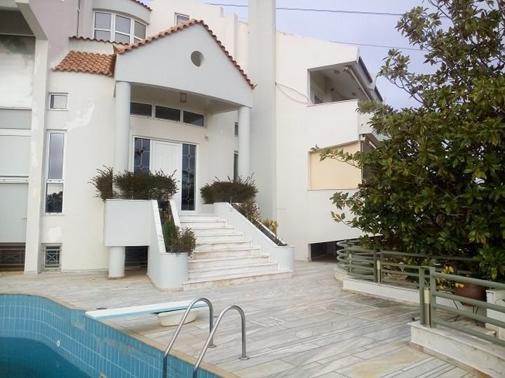 Villa in Penteli, Greece 1