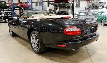 1999 Jaguar XK8 Convertible