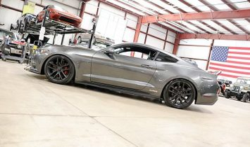 2015 Ford Mustang GT Hennessey