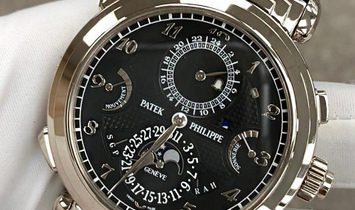 Patek Philippe [NEW] Grand Complications 47.4mm Grandmaster Chime 6300G