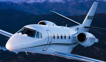 Cessna 560 XLS+ Luxury Private Jet Charter