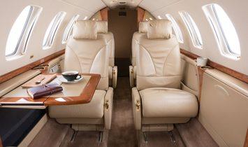 Cessna 550 Citation II - Luxury Private Jet Charter
