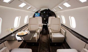 Bombardier Learjet 60 - Luxury Private Jet Charter