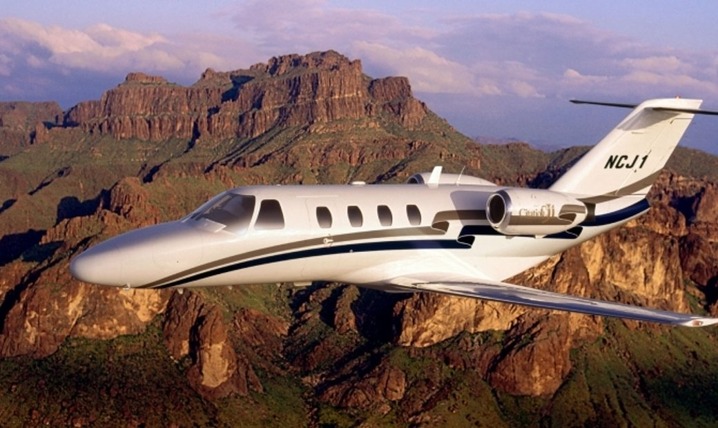 Cessna Citation CJ1 - Luxury Private Jet Charter