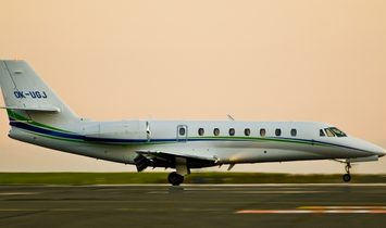 Cessna Citation Sovereign - Luxury Private Jet Charter