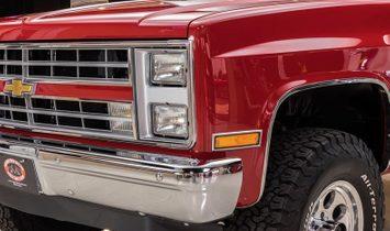 1987 Chevrolet Silverado 4x4 Pickup