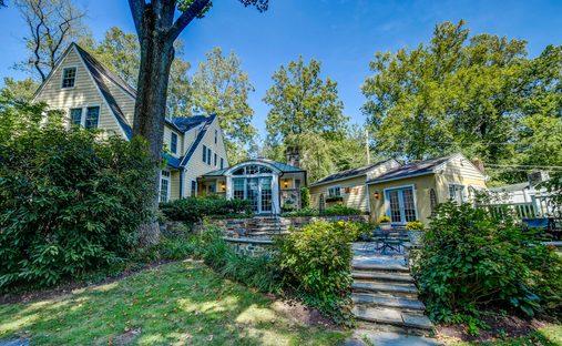 House in Ruxton, Maryland, United States