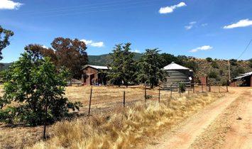 760+/  Acre Santa Barbara County Ranch