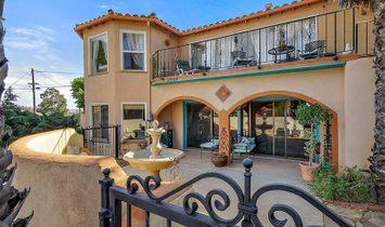 Spacious Spanish Style Home