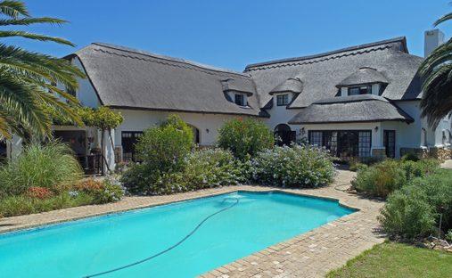 Farm Ranch in Stellenbosch, Western Cape, South Africa