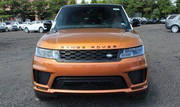 Land Rover Range Rover Sport HST