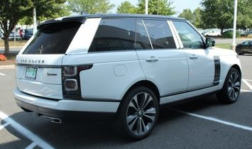Land Rover Range Rover SV Autobiography Dynamic