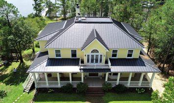 Maison à Merritt, Caroline du Nord, États-Unis 1
