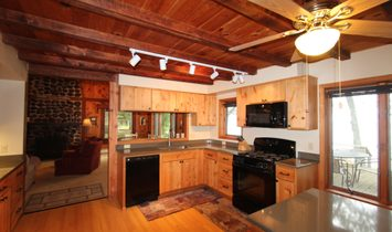 1953 Bliss Cottage With Lake Michigan Waterfront