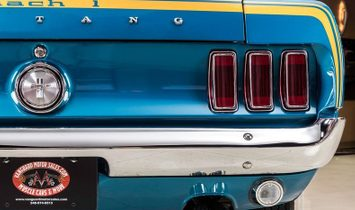 1969 Ford Mustang Fastback Mach 1 R-Code