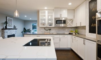 Beautifully Renovated Brick Mid Century Ranch Home In Gorgeous Belcaro Park