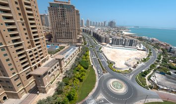 Large Three Bedroom Apartment In Tower 31 Porto Arabia