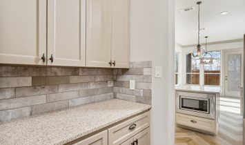 Midway Hollow Home With Custom Details