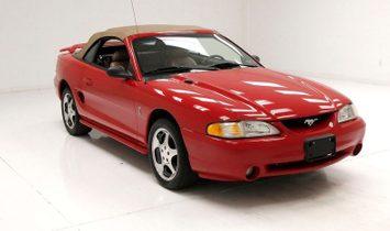 1994 Ford Mustang Cobra Convertible