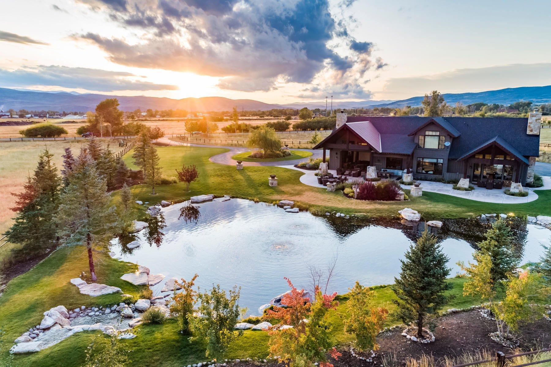 Farm Ranch in Kamas, Utah, United States 1 - 10649962
