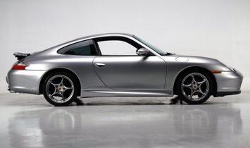 2004 Porsche 911 2dr Cpe Carrera 6-Spd Manual
