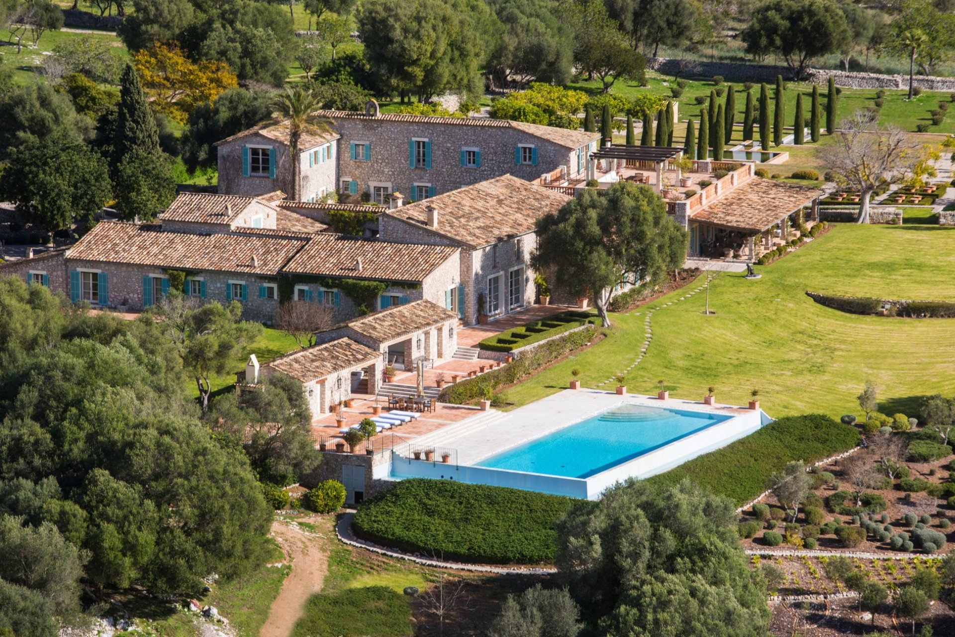Estate in Calvià, Balearic Islands, Spain 1