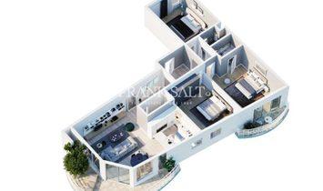 Finished Apartment in Marsascala