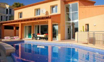 Villa en Moraira, Comunidad Valenciana, España 1