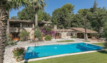 Villa in La Colle-sur-Loup, Provence-Alpes-Côte d'Azur Region, France